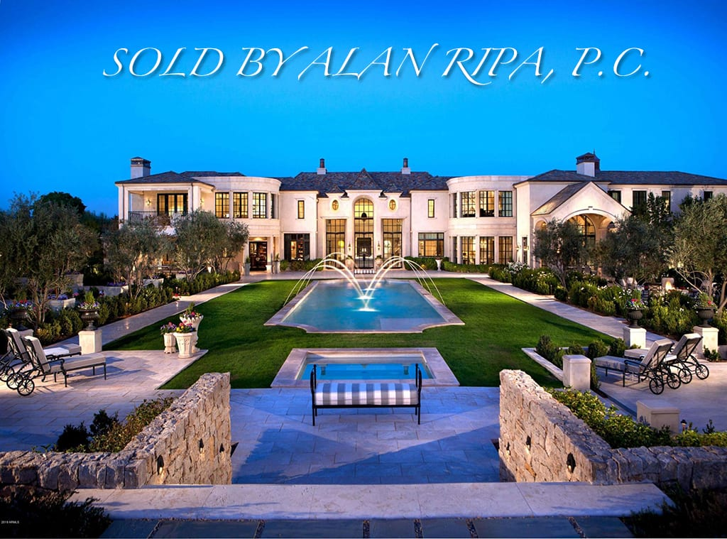 Sold By Alan Ripa, P.C. Realty Executives International