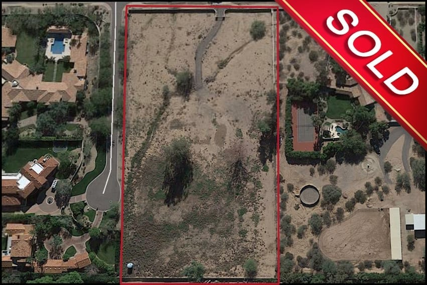 Alan Ripa, P.C. Sold This Property In The Town Of Paradise Valley